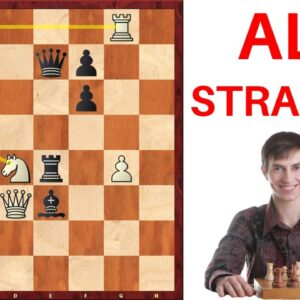 ALL Chess Strategy Explained! | How to Win in Chess