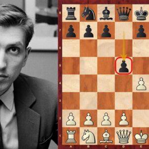 Bobby Fischer Crushed the Scandinavian Defense!