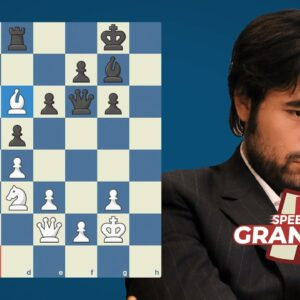 Can Anyone Beat @GMHikaru In Bullet Chess? | Speed Chess Grand Prix