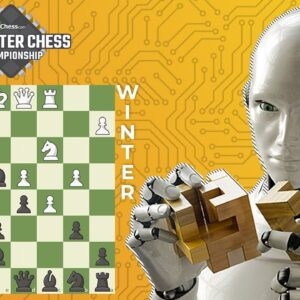 Chess Engine Has TWO Queens Hanging! | Computer Chess Championship