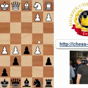 Chess Opening for Black: Benko Gambit