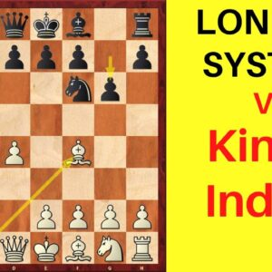 Chess Opening: London System vs King's Indian Defense