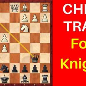 Chess Opening Traps in the Four Knights Game