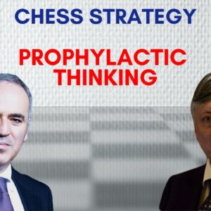 Chess Strategy: Prophylactic Thinking