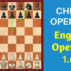 English Opening 1.c4 – Ideas for 3 Typical Responses of Black