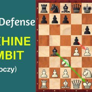 French Defense: Alekhine (Maroczy) Gambit | Winawer variation