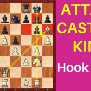 How to Attack the Fianchetto Pawn Structure? | Dark Square Weakness