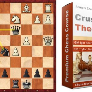 How to become a Great Attacker in Chess? | Crushing the King