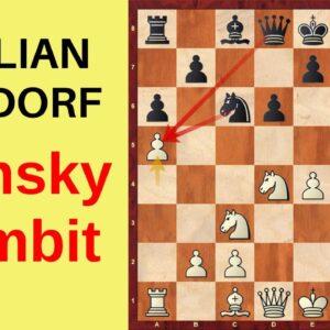 Kamsky Gambit – Sicilian Najdorf Variation