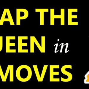 Chess Opening Tricks to WIN FAST: Fajarowicz Gambit Queen Traps | Best Moves, Strategy & Ideas
