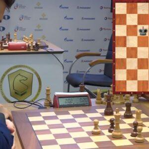 Magnus Carlsen's Brilliant Rook & Pawn Endgame Win!