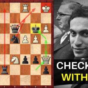 Mikhail Tal the Great: The Bravest King in Chess History!