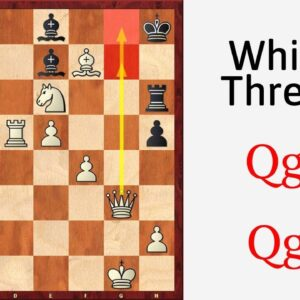 Most Beautiful Checkmating Attack in Chess | Queen sacrifice!