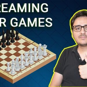 My First Ever Livestream | Members & Subscribers Chess Tournament