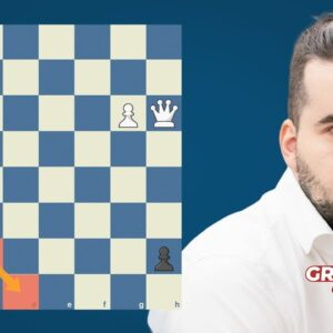 Nepo Shows Why He's A Top 4 Player in the World | Speed Chess Grand Prix