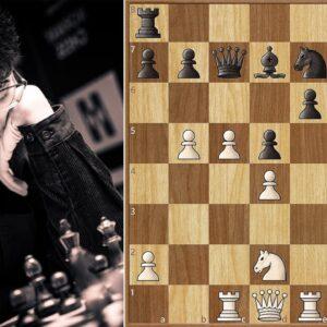 How To Attack with Black in 2020! || Tari vs Firouzja || Altibox Norway Chess (2020)