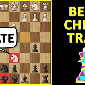 Chess Opening Tricks to WIN FAST: Mortimer Trap |Best Moves, Gambit, Strategy & Ideas in Ruy Lopez