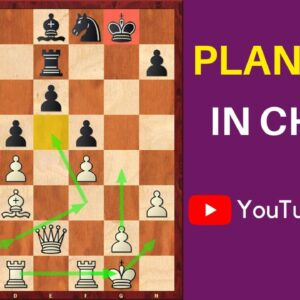 Planning in Chess by IM Valeri Lilov | Live Stream