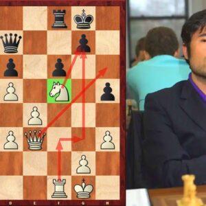 Positional Understanding Required to Defeat Nakamura!