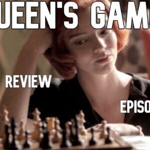 Queen's Gambit Netflix Show - Chess Review of Episode 1