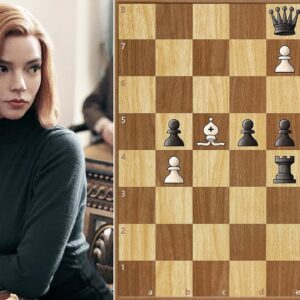 Better Than The Original || Harmon vs Borgov - Final Game || Netflix's Queen's Gambit