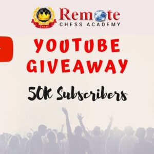 RCA YouTube Giveaway - Celebrating 50K Subscribers!