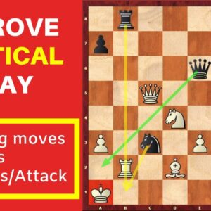 Tactics and Strategy | Improving Tactical Play