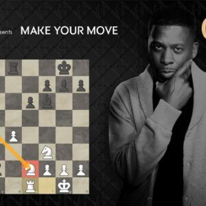 GZA of Wu-Tang Clan vs Chess Grandmaster Maurice Ashley | Hennessy's Make Your Move