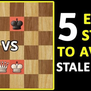 How to Checkmate with Queen & King | Chess Basics for Beginners | Chess Endgame Strategy to WIN