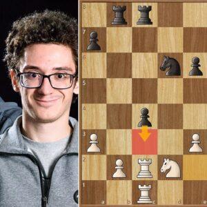 The Best || Fabiano Caruana vs Magnus Carlsen || Altibox Norway Chess (2020)