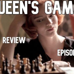 The Queen's Gambit Netflix Show - Chess Review of Episode 2