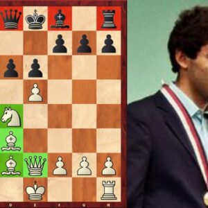 The Shortest Game of Garry Kasparov's Chess Career!