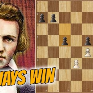 This Happens To All of Us || Morphy vs Löwenthal (1858)