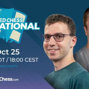 Titled Tuesday - Host GM Roeland Pruijssers