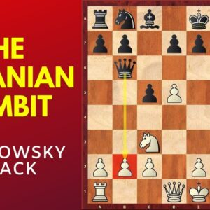 Vaganian Gambit - The Trompowsky Attack