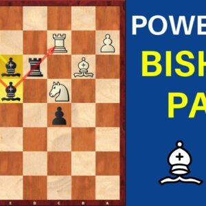 Winning with the Bishop Pair | Powerful Chess Strategy