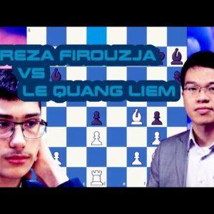 Qualification on the line | Alireza Firouzja vs Le Quang Liem | Skilling Open  - Prelims | Round 15