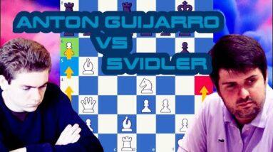 Anton Guijarro - Svidler   Skilling Open 2020 - Prelims