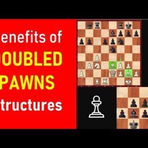 Benefits of a Doubled Pawns Structure - Karpov vs Smyslov