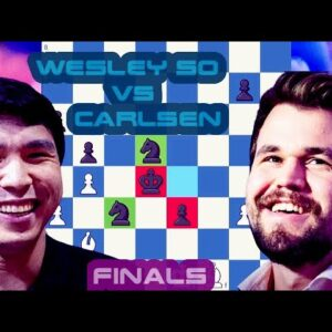 A happy birthday? | Wesley So vs Magnus Carlsen | Skilling Open Finals | Matchday Two