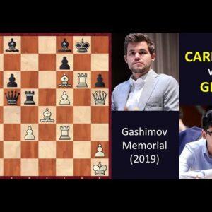 Carlsen vs Giri: Shamkir Chess - Game of the Year 2019?