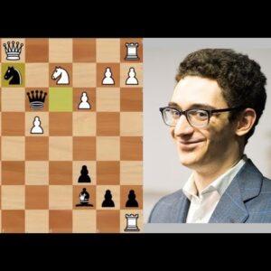 Fabiano Caruana's Fantastic Victory Against Magnus Carlsen - 2014 Sinquefield Cup
