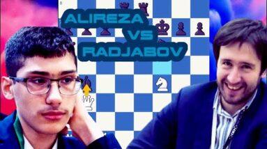 The extraordinary mate that never was! | Firouzja vs Radjabov | Skilling Open  2020 Prelims | Rnd 6