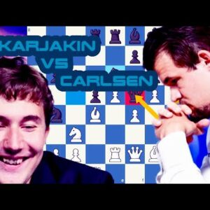 Ministry of Defence re-opened? | Karjakin vs Carlsen | Skilling Open 2020 - Prelims | Round 10