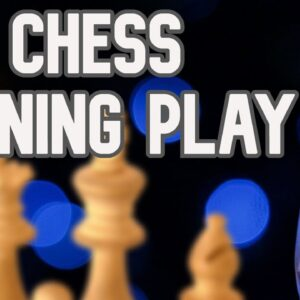 Foundations of Chess Opening play