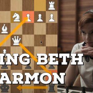 I Also Played Beth Harmon | ChessDojo Stream Highlights