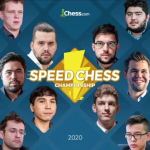 SCC - GM Nihal vs GM Vachier-Lagrave with hosts IM Rensch and GM Hess #speedchess