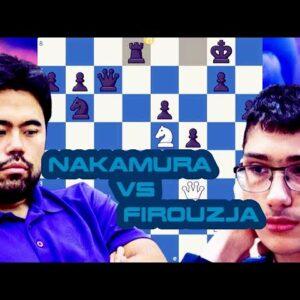 Puzzle-rushed! | Hikaru Nakamura vs Alireza Firouzja | Skilling Open 2020 - Prelims | Round 14