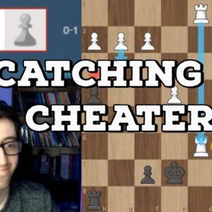 Kostya Catches A Cheater | ChessDojo Stream Highlights