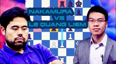 A thunderbolt! | Hikaru Nakamura vs Le Quang Liem | Skilling Open 2020 - Prelims | Round 6